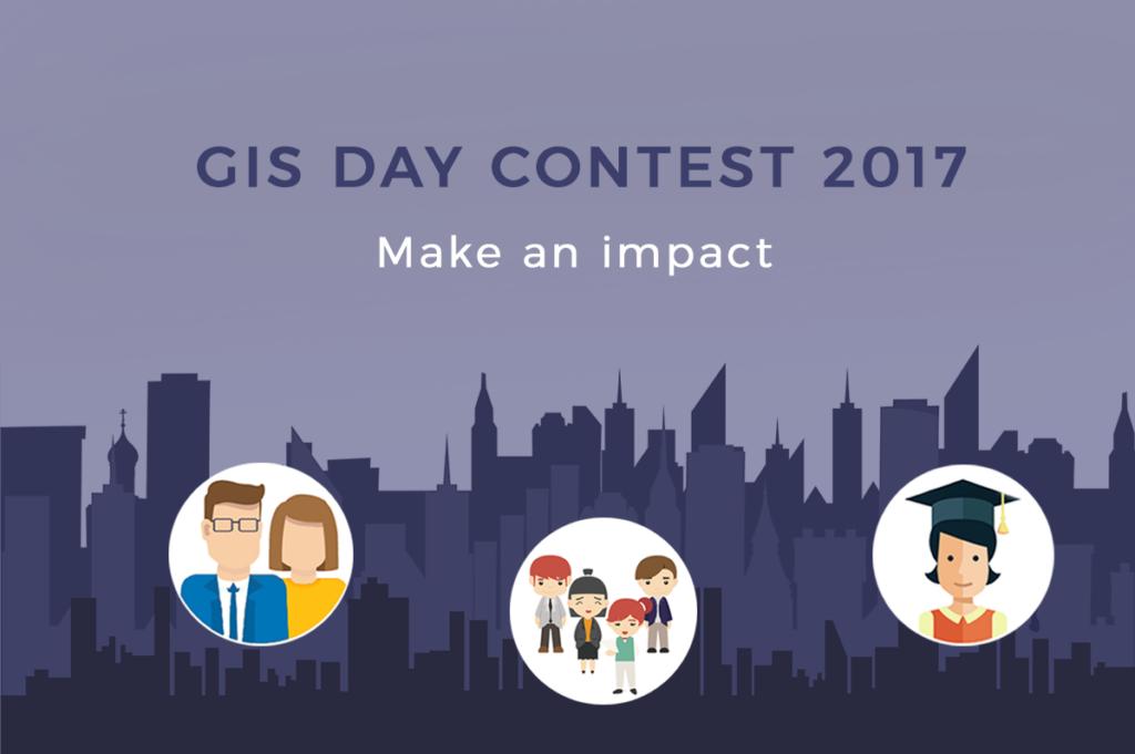 GIS Cloud GIS Day Contest 2017