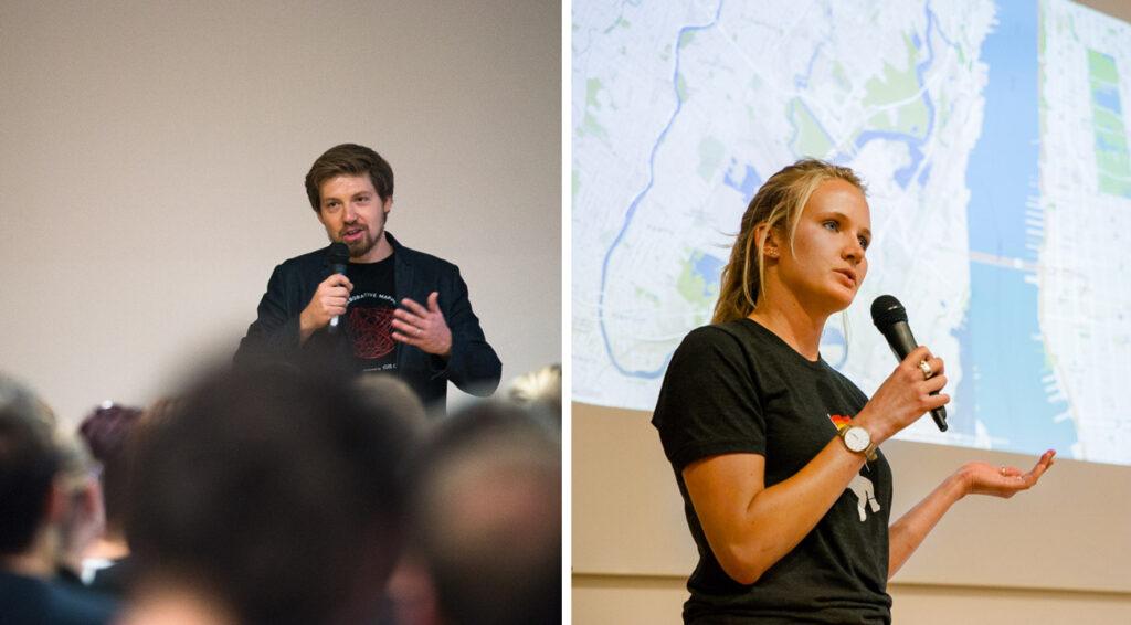 GIS Cloud and Mapbox at GeoMeetup Zagreb