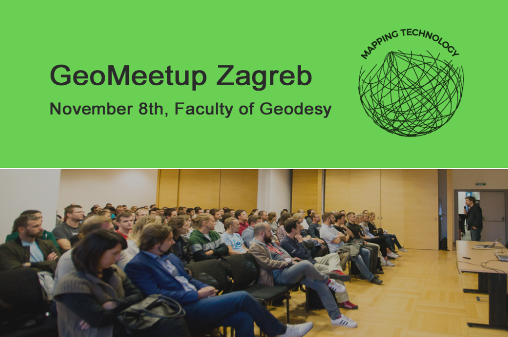 GeoMeetup at Faculty of Geodesy