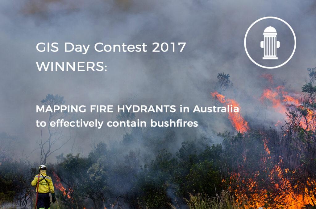 Mapping Hydrants in Australia