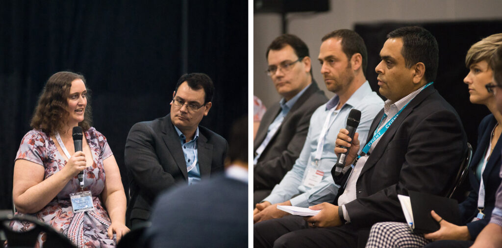 GIS Cloud and Spatial Vision at the Australian Utility Week