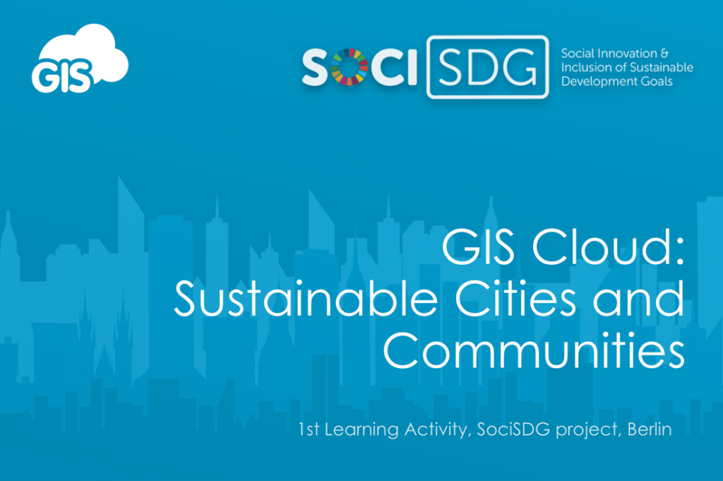GIS for Sustainable Development presentation