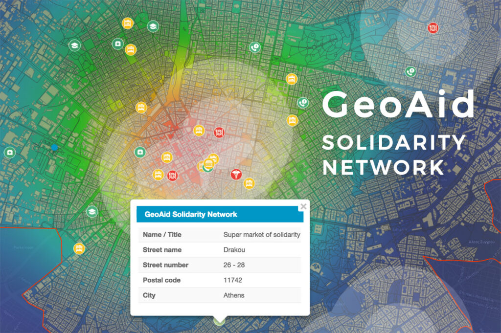 Mapping Solidarity Network in Greece