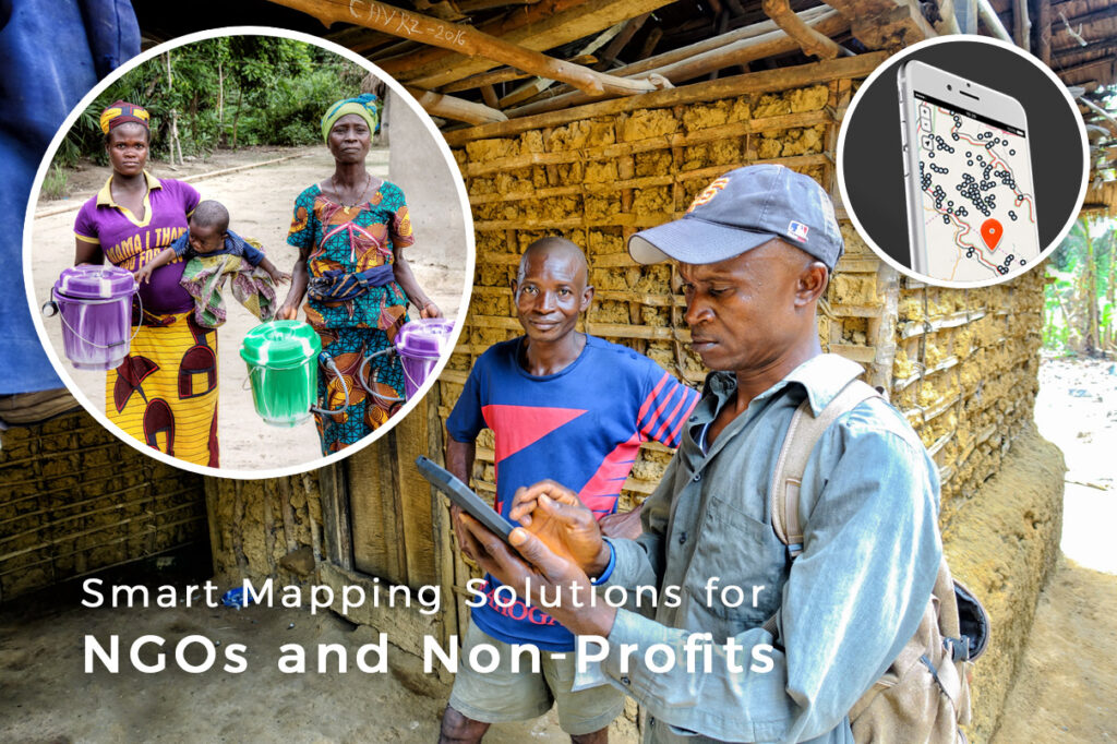Field data collection and crowdsourcing for nonprofits