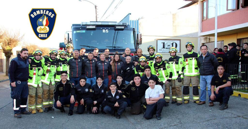 Bomberos de Chile