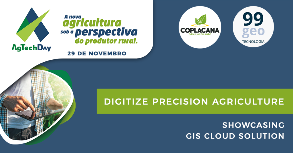 AgTech day precision agriculture in Brazil