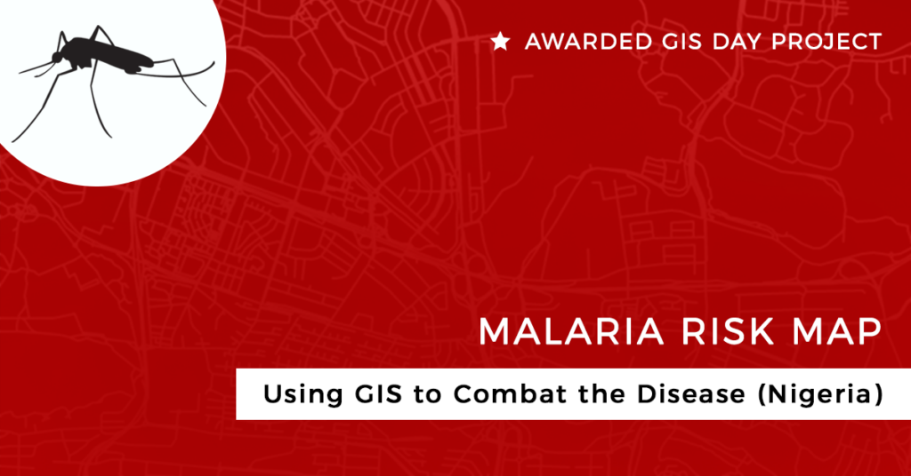 Malaria risk map case study