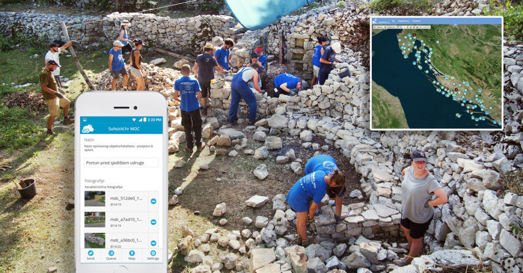 Preserving Mediterranean dry stone heritage project