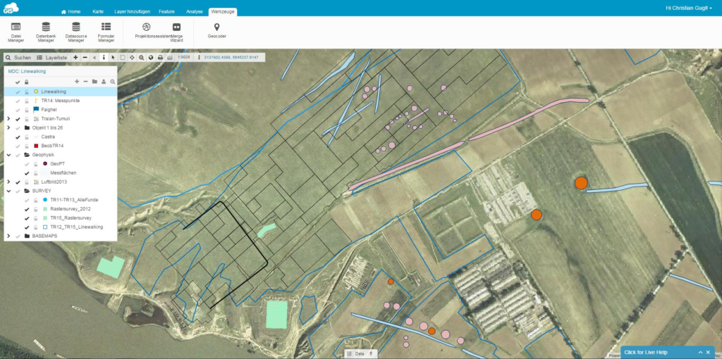 GIS in Archaeology