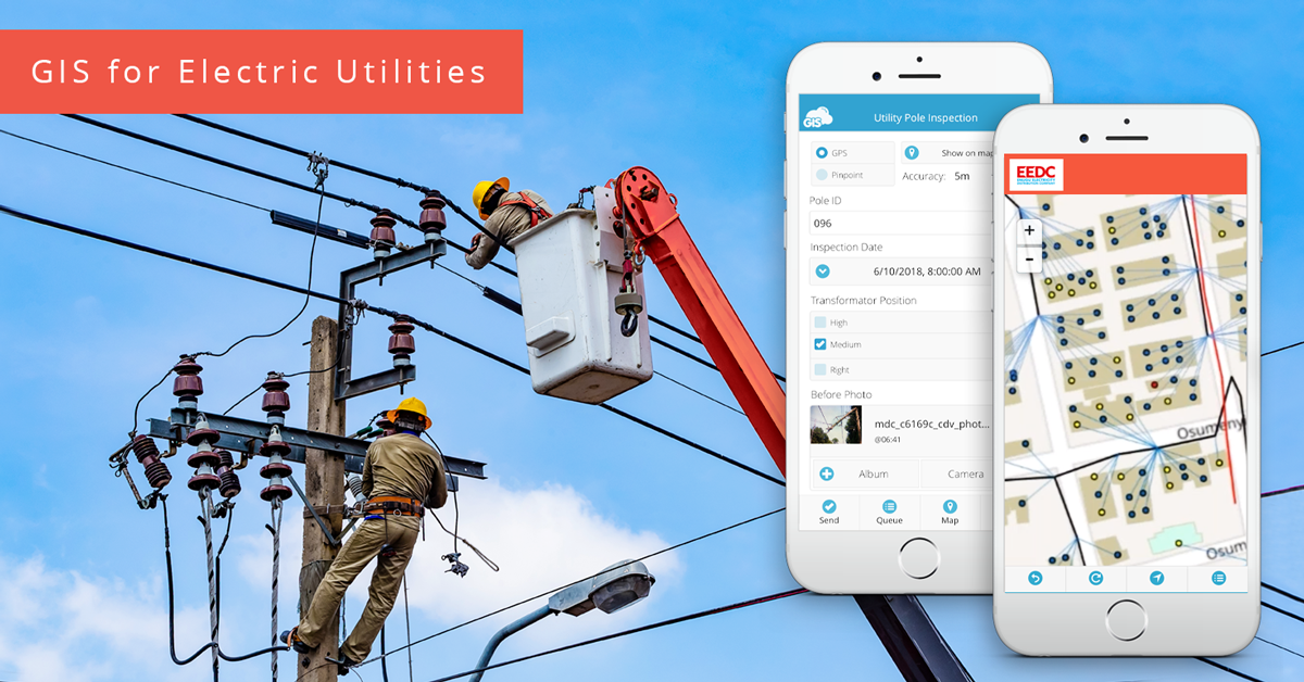 GIS for electric utilities
