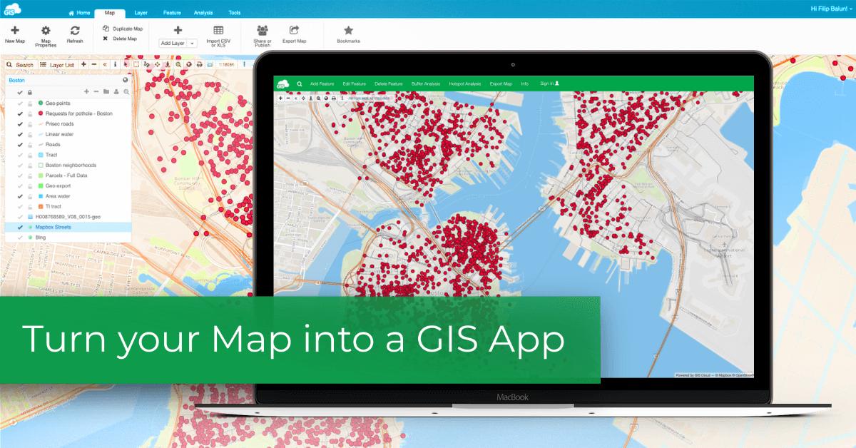 gis app development