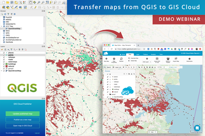 GIS Cloud: Real-time Data Visualization and Collaboration on education program, business mapping program, engineering program, gps mapping program,