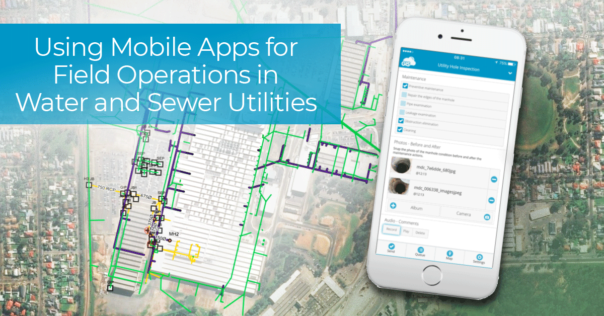 mobile apps for water utilities