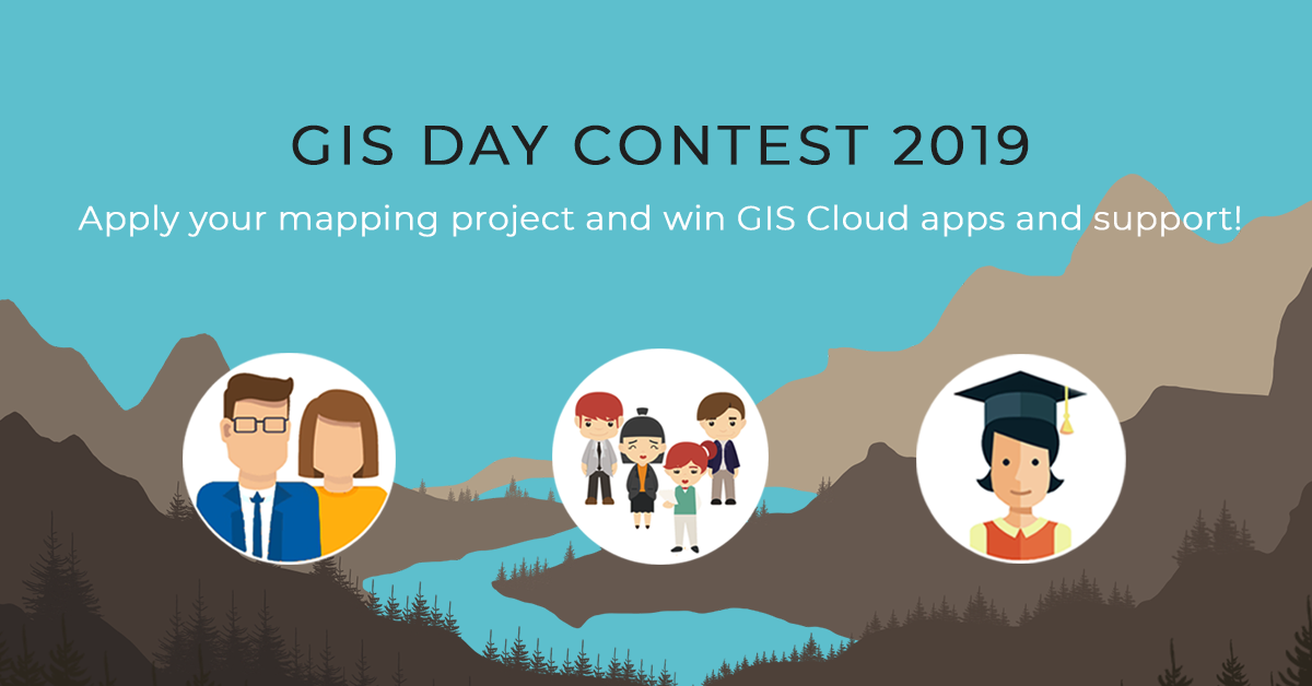 GIS Day contest 2019